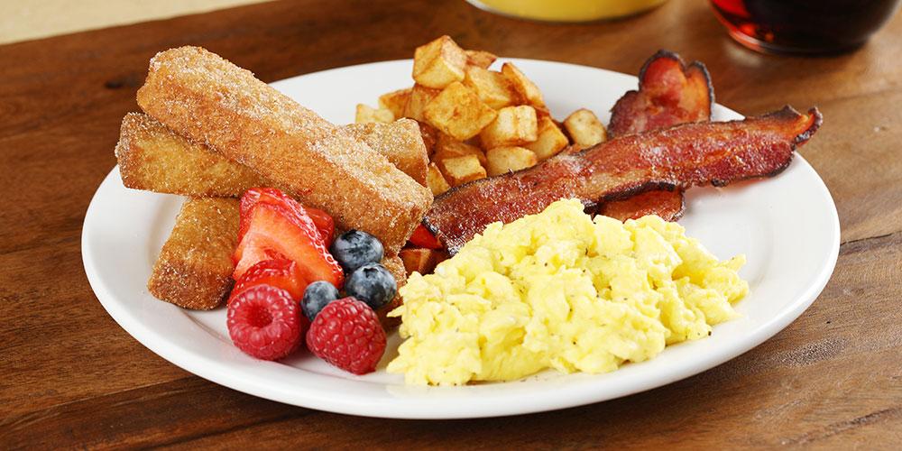 Boondocks - All American Breakfast