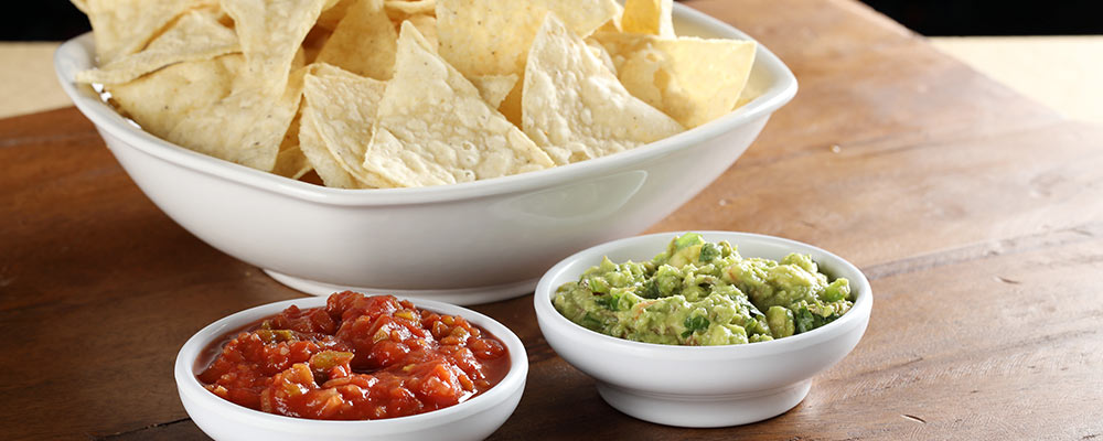 Boondocks - Chips, Salsa and Guacamole