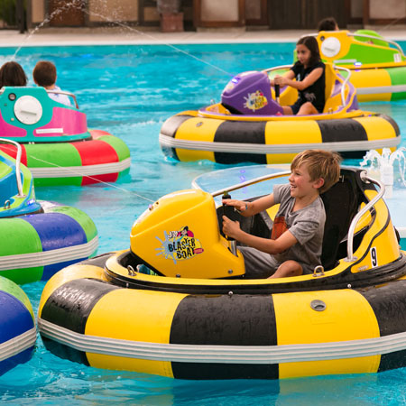 Boondocks - Kids On Bumper Boats