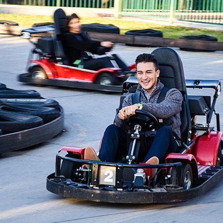 Boondocks - Adult Go Karts