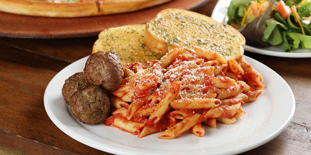 Boondocks - Pasta Dish