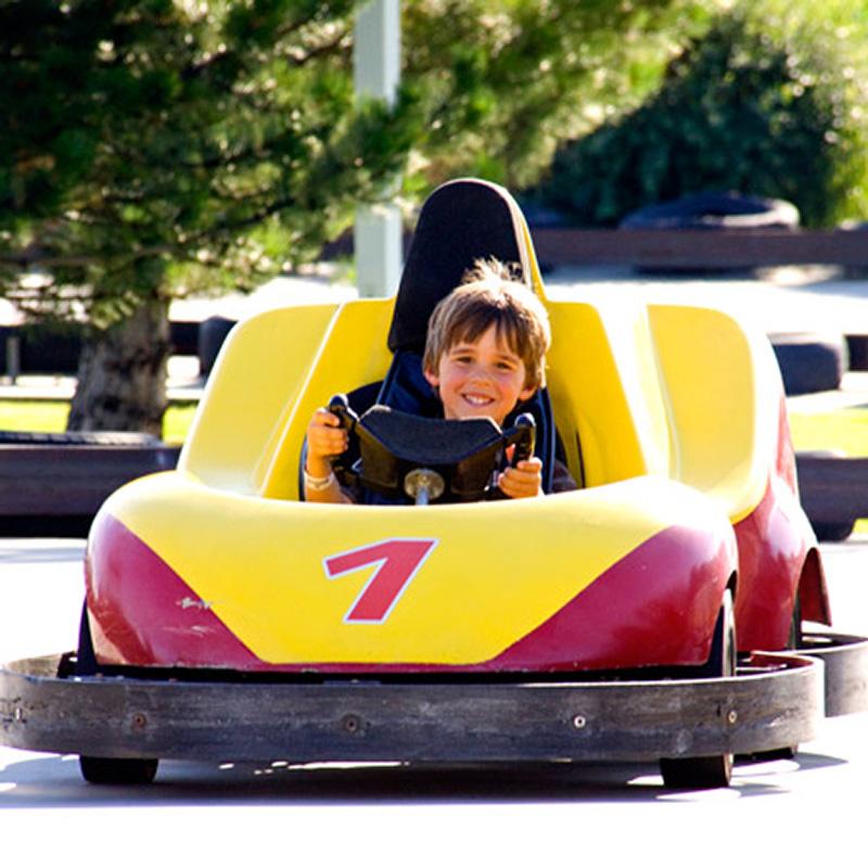 Boondocks - Rookie Track Go-Karts