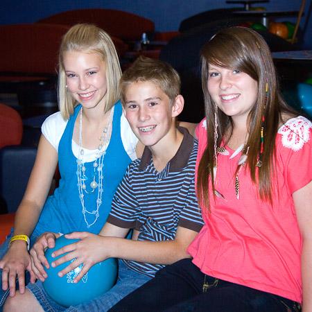 Boondocks - Teens Bowling