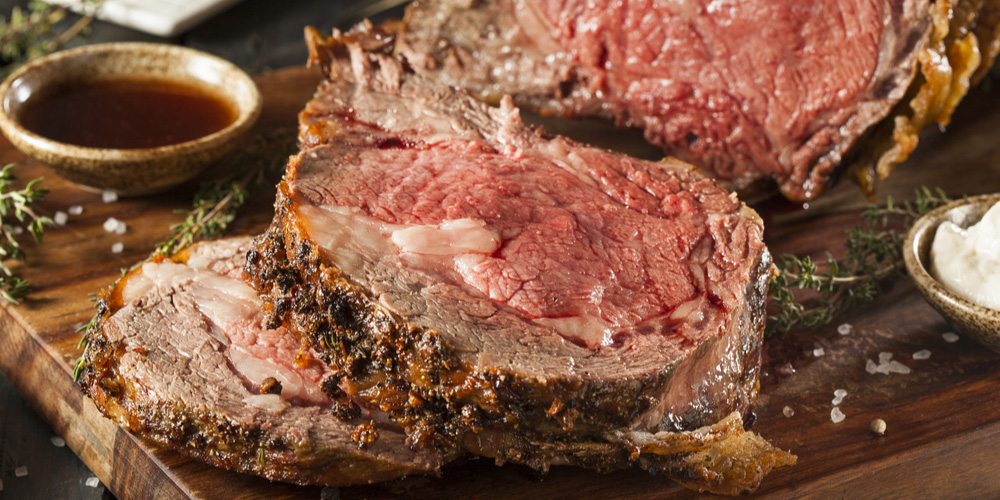 The Prime Rib Buffet